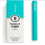 CBD Blend Disposable vaporizer