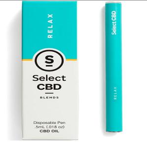 CBD Blend Disposable vaporizer | Cannabis oil for sale