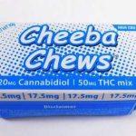 Cheeba Chews High CBD 50 mg / THC 20 mg