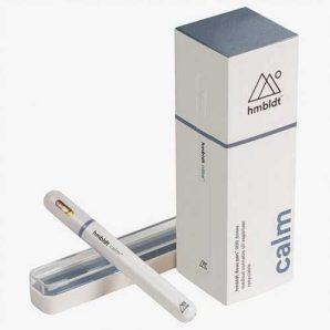 Hmbldt pre-filled pen – Calm (CBD). 0.5 Grams I Cannabis oil