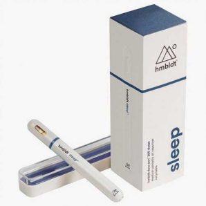 Hmbldt pre-filled pen – Sleep (I). 0.5 Grams I Cannabis oil