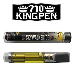 Skywalker OG 710 KingPen Vape Cartridge | Buy Concentrates online | Buy Extracts