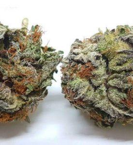 Mixed flower for chronic pain