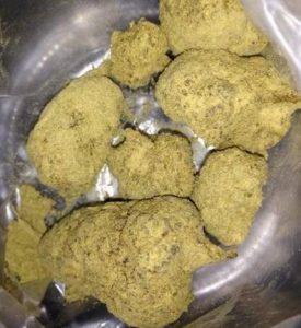 Cannabis Moon Rocks
