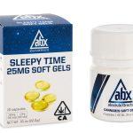 ABX 10mg/25mg/50mg THC Soft gels 10pk
